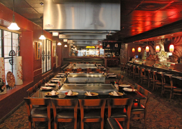Teppan Tables